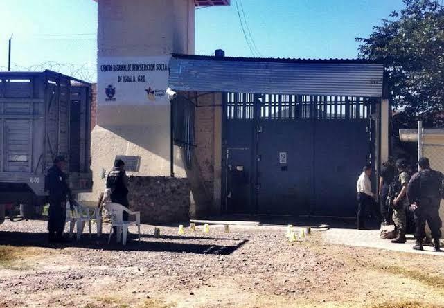 POR COVID-19 DRAMA EN CARCELES DE GUERRERO: 13 REOS INFECTADOS, 6 FALLECIDOS Y 13SOSPECHOSOS