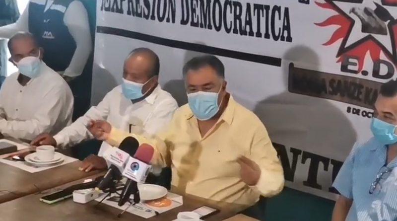 EXPRESIÓN DEMOCRÁTICA VE EL PROYECTO DE VÍCTOR AGUIRRE COMO LA ÚNICA SOLUCIÓN PARA LA ALCALDÍA DE ACAPULCO